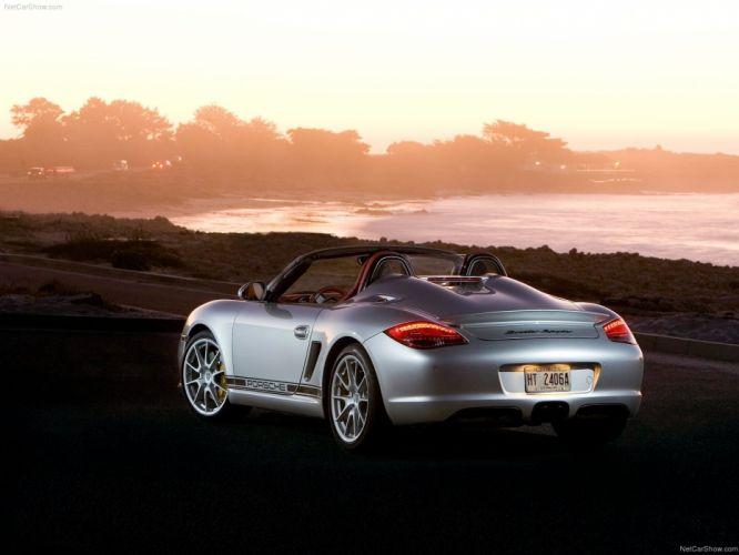 cars spyder Porsche Boxster wallpaper