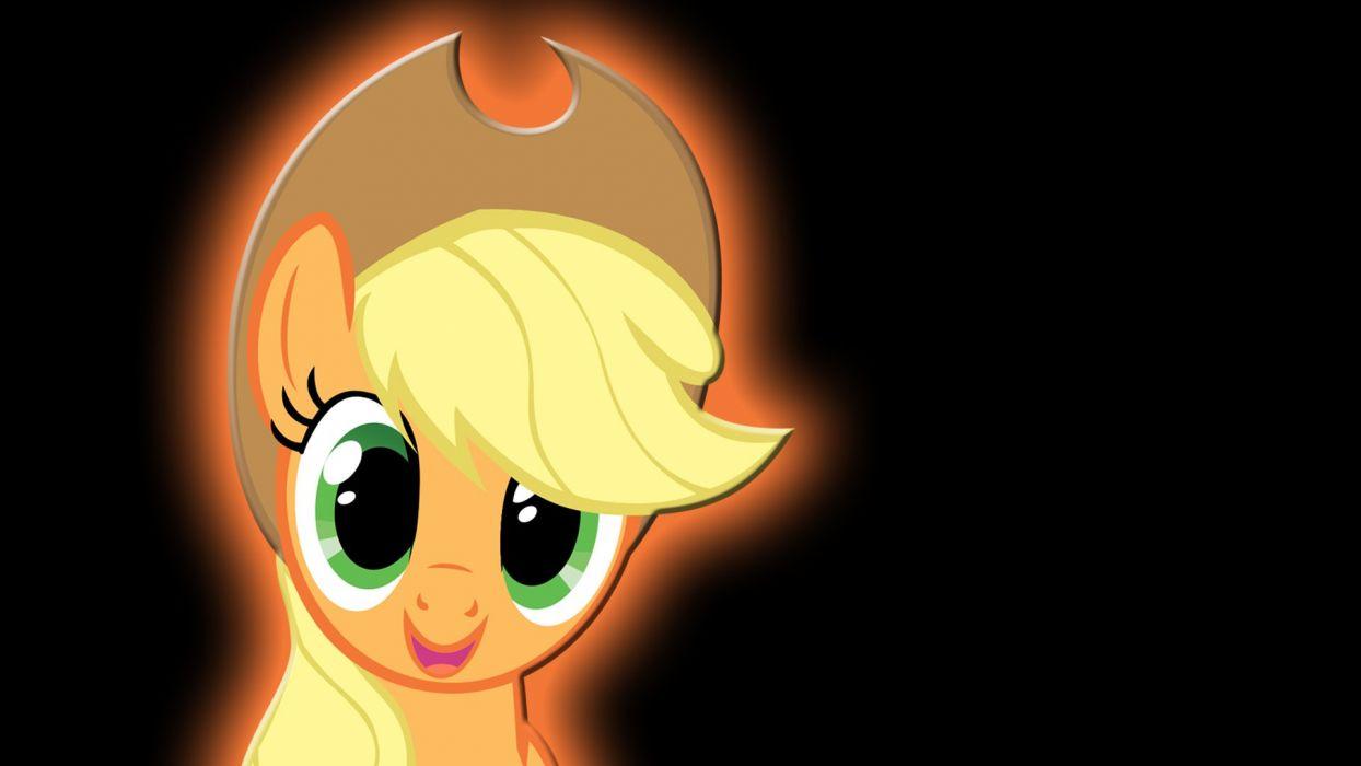 My Little Pony Applejack wallpaper