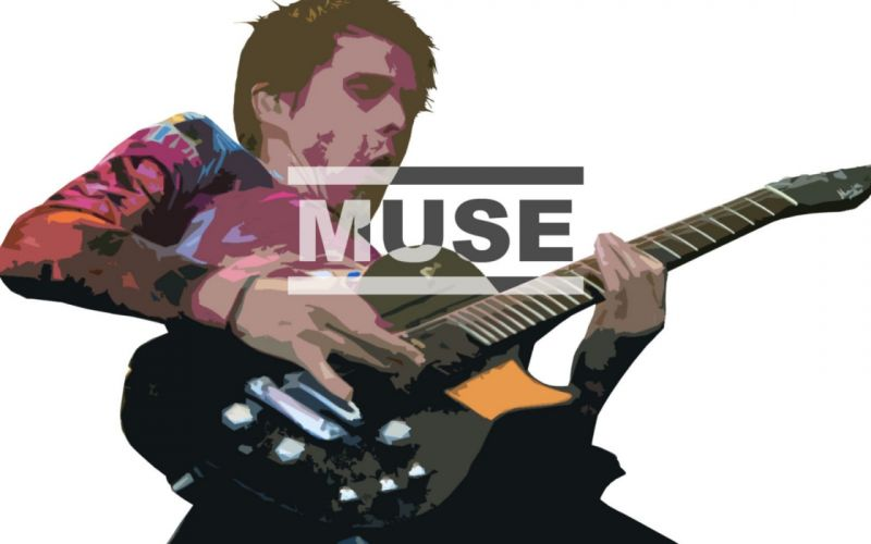 Muse music bands wallpaper