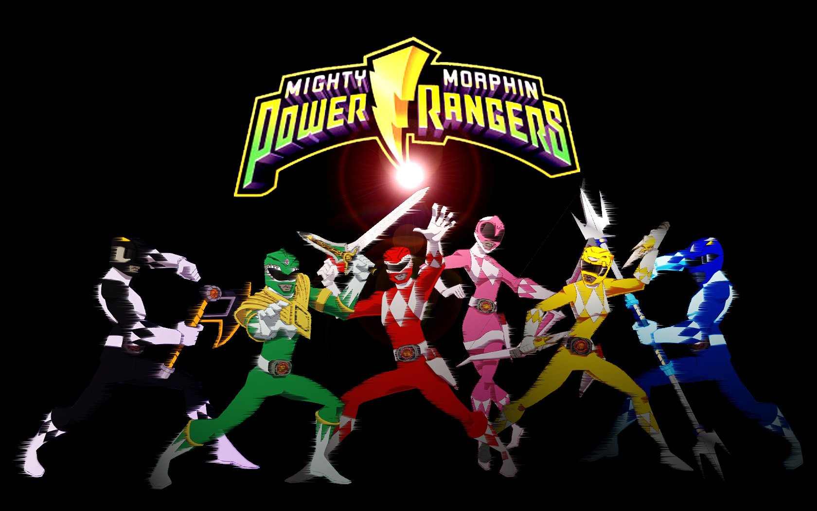 Power Rangers Wallpaper  1680x1050 256759 WallpaperUP