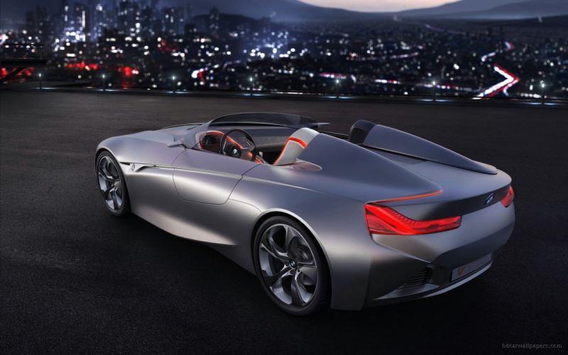 BMW cars drive concept art vehicles BMW Vision wallpaper