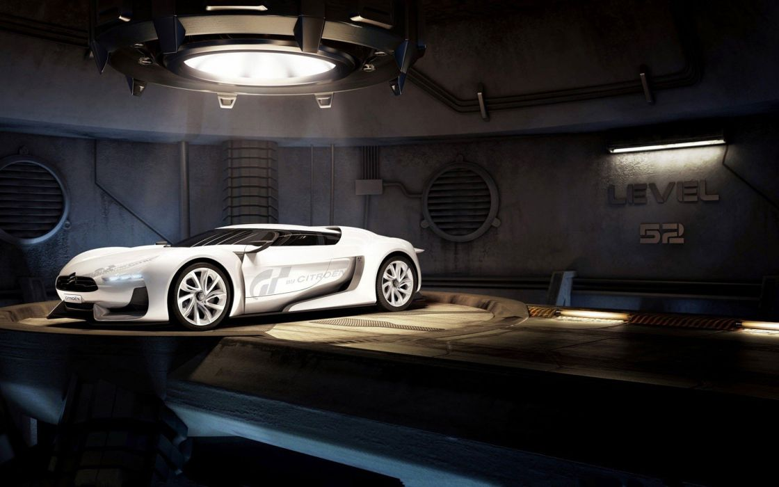 cars GT by CitroAIA wallpaper