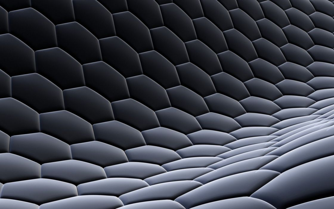 abstract black Crysis textures wallpaper