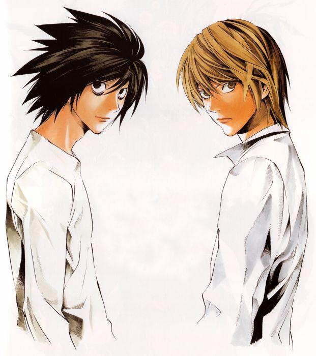 Death Note Yagami Light wallpaper