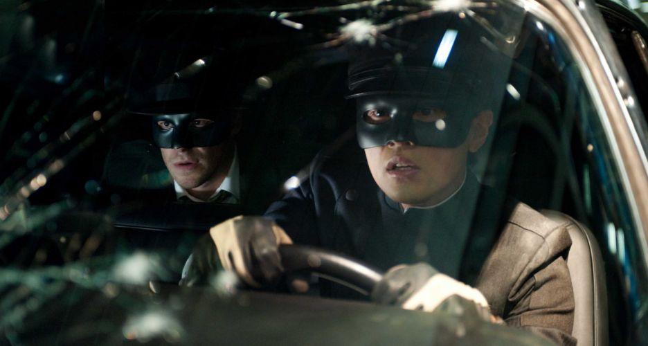 GREEN HORNET action crime comedy martial movie film superhero (21) wallpaper