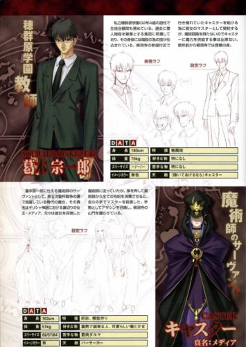 Fate/Stay Night night artbook artwork story scene scans visual Fate series wallpaper