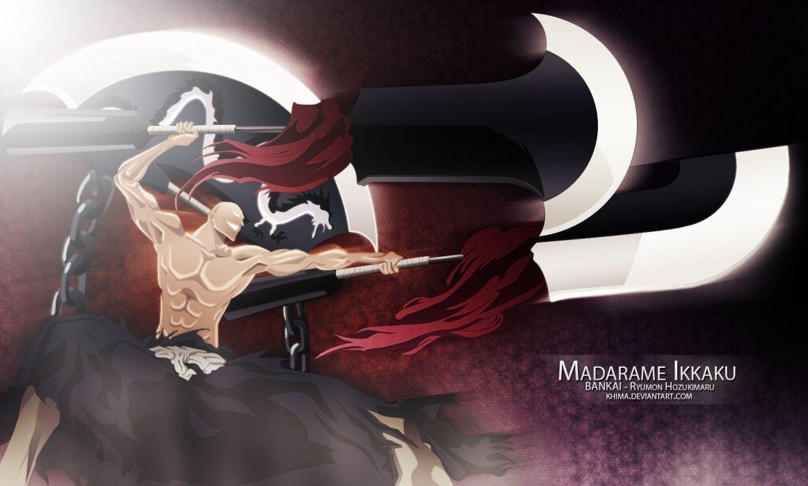 Bleach Bankai Ikkaku Madarame Wallpaper 1700x1024 257004 Wallpaperup