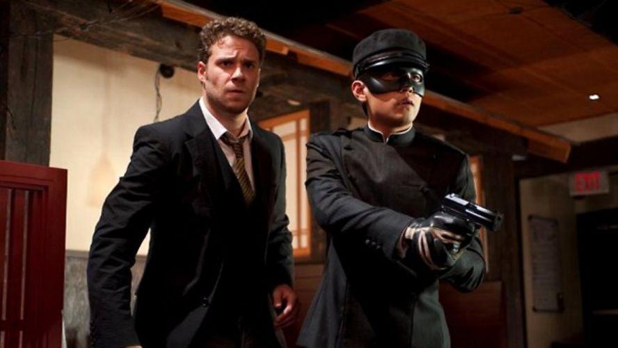 GREEN HORNET action crime comedy martial movie film superhero (39) wallpaper