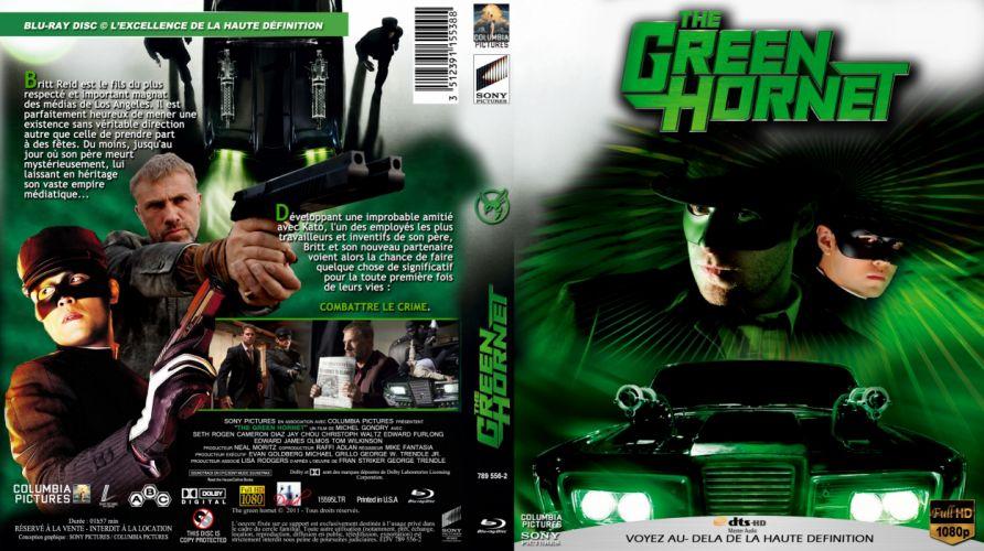 GREEN HORNET action crime comedy martial movie film superhero (48) wallpaper