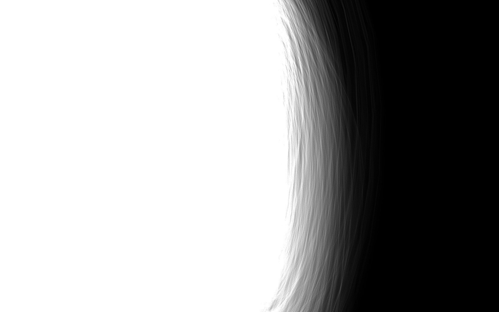 Black And White Black Moon Flame White Background
