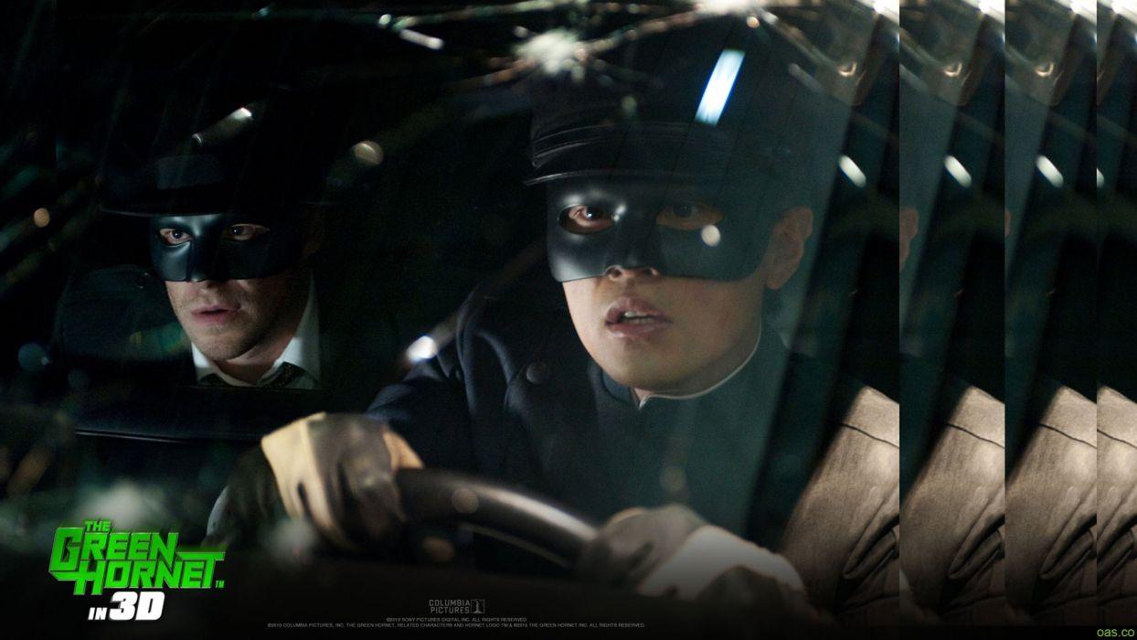 GREEN HORNET action crime comedy martial movie film superhero (53) wallpaper