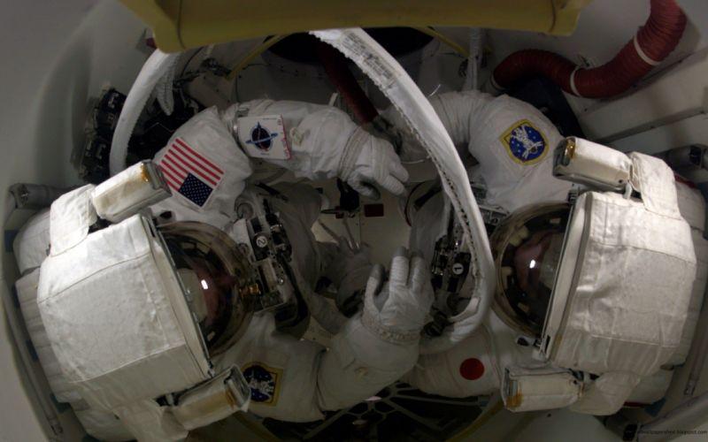 NASA astronauts wallpaper