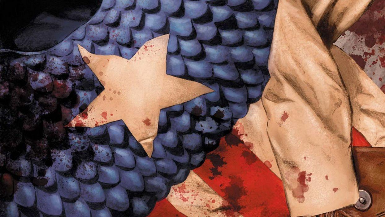 comics Captain America Marvel Comics wallpaper