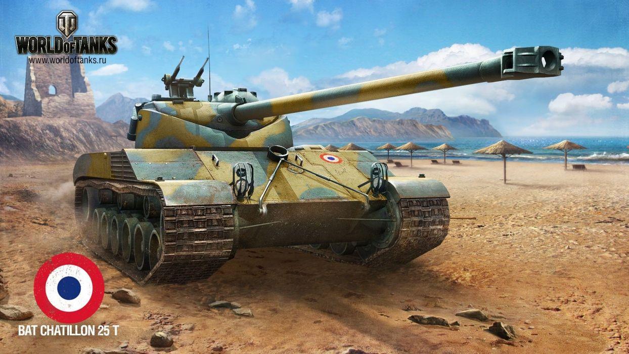 tanks artwork World of Tanks wallpaper