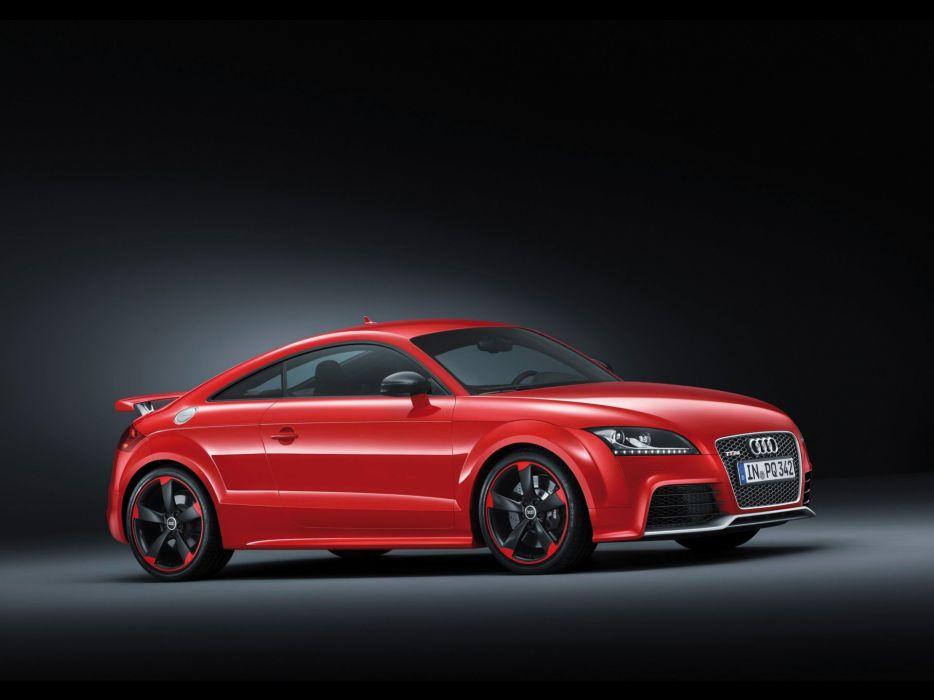 cars vehicles Audi TT Audi TT RS wallpaper