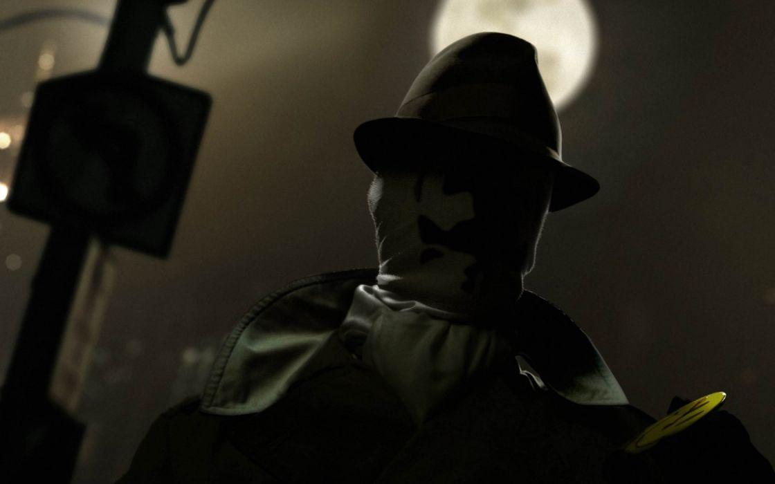 Watchmen Rorschach wallpaper