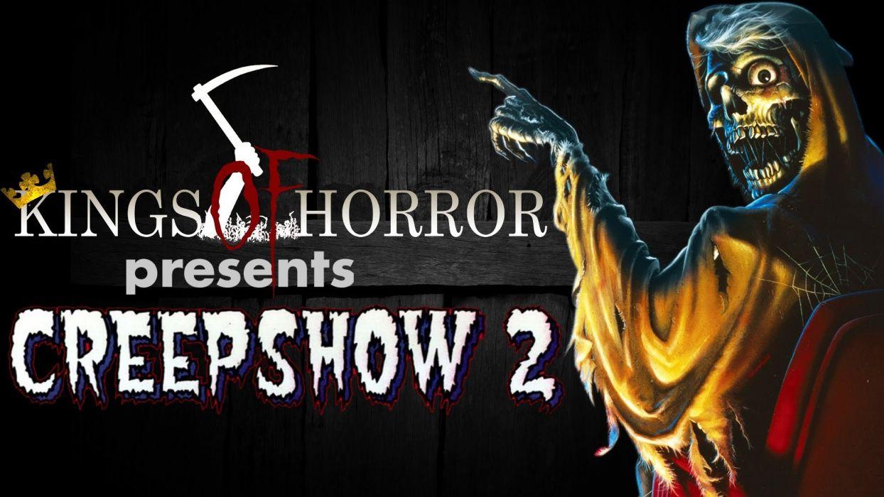 CREEPSHOW horror comedy dark movie film (1) wallpaper