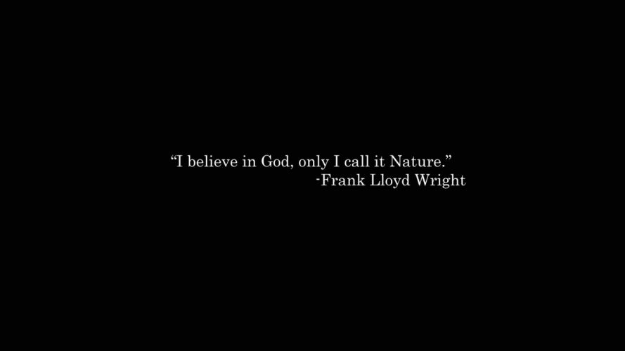 text quotes religion Frank Lloyd Wright wallpaper