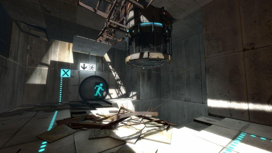 Portal Portal 2 wallpaper