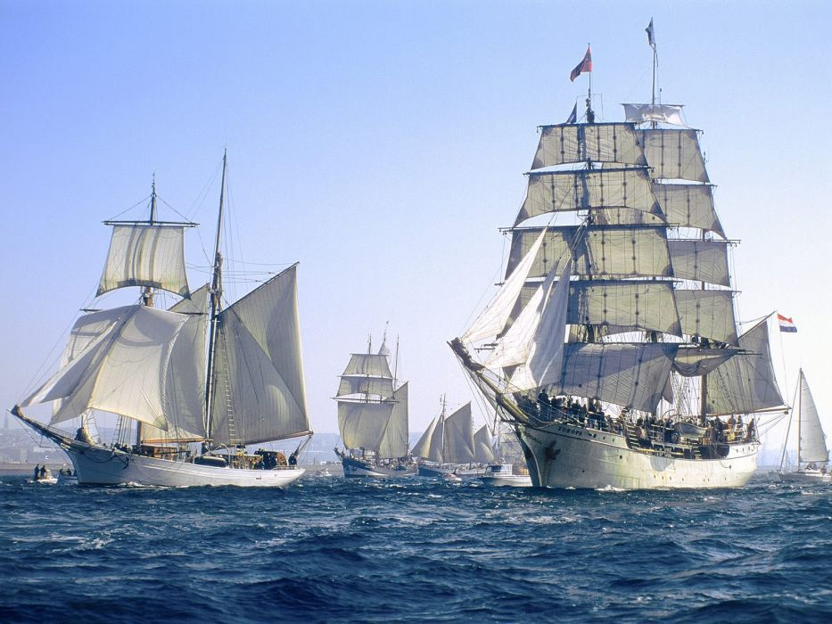sailing ships tall ship wallpaper