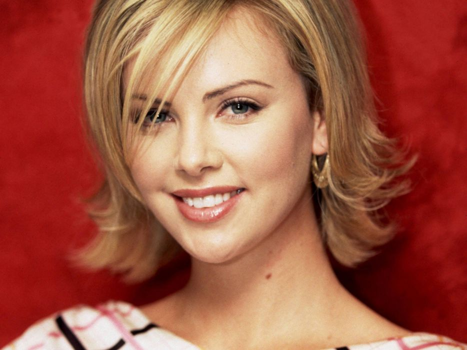 blondes women Charlize Theron wallpaper