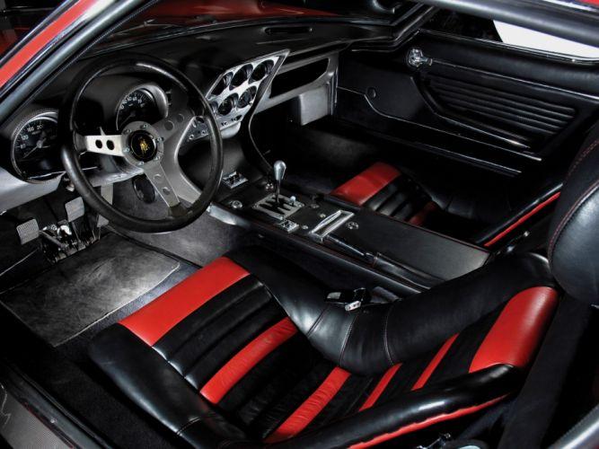 cars Lamborghini Lamborghini Miura P400 S wallpaper