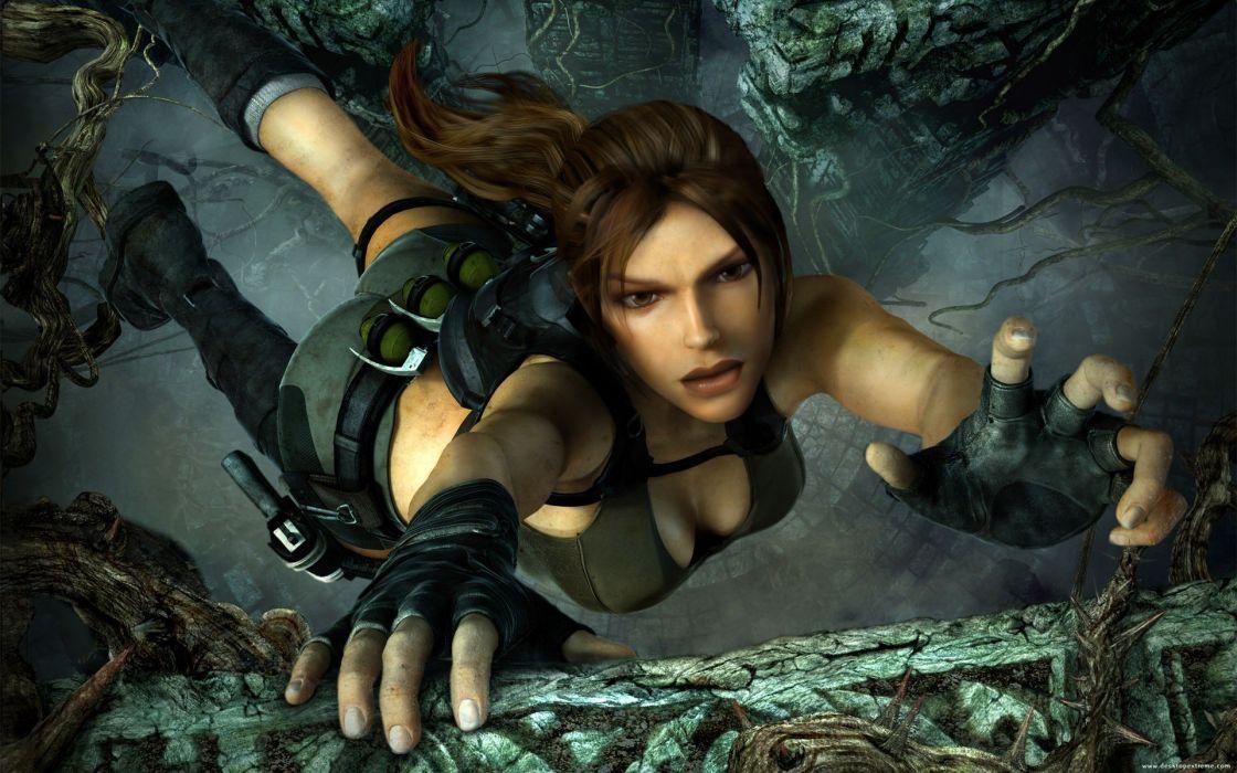 Tomb Raider Lara Croft Wallpaper 1920x1200 257929