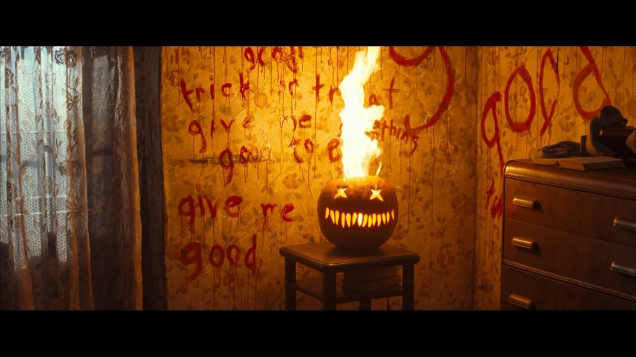 TRICK R TREAT horror thriller dark halloween movie film (1) wallpaper