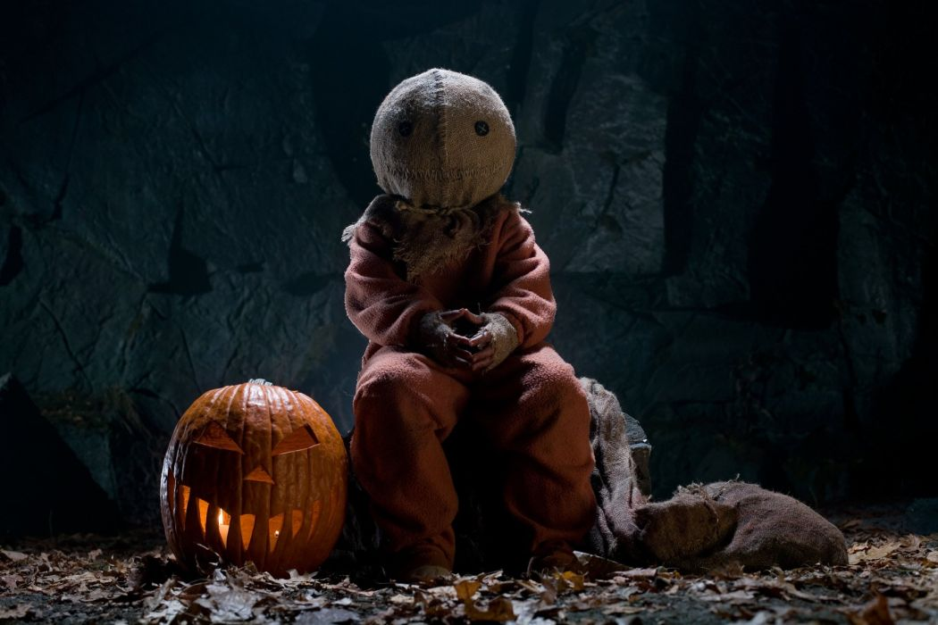 TRICK R TREAT horror thriller dark halloween movie film (2) wallpaper
