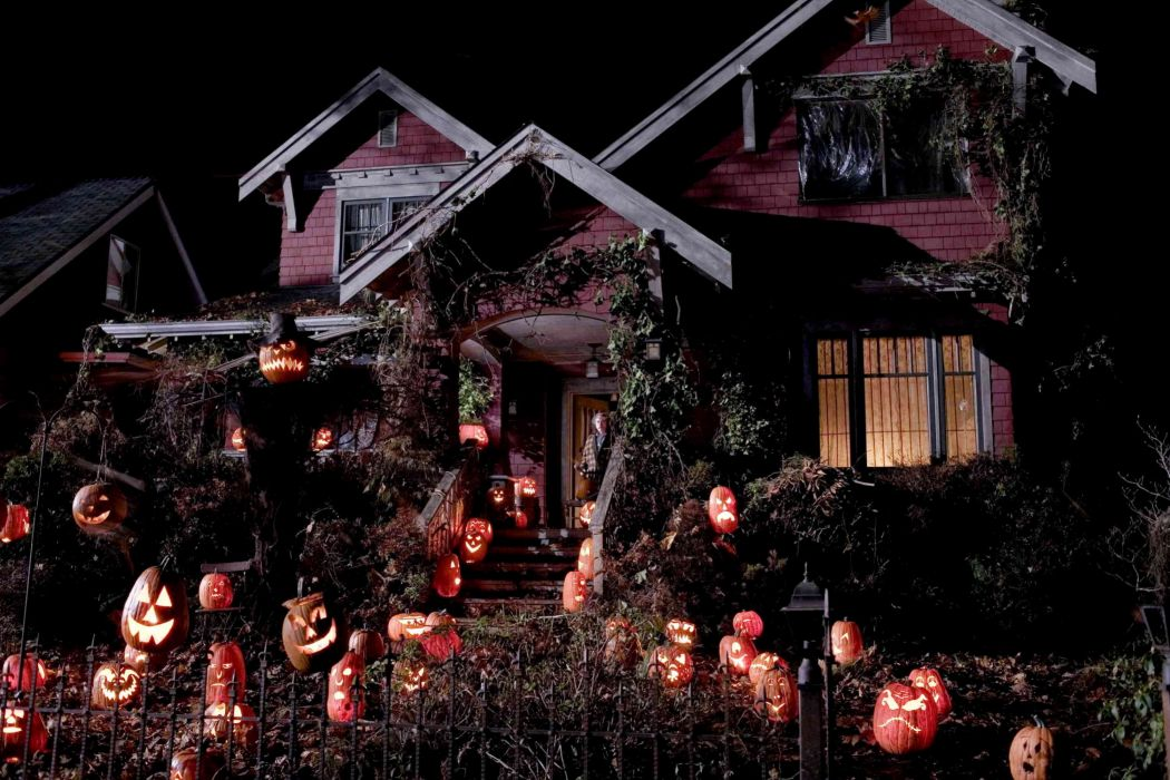 TRICK R TREAT horror thriller dark halloween movie film (10) wallpaper