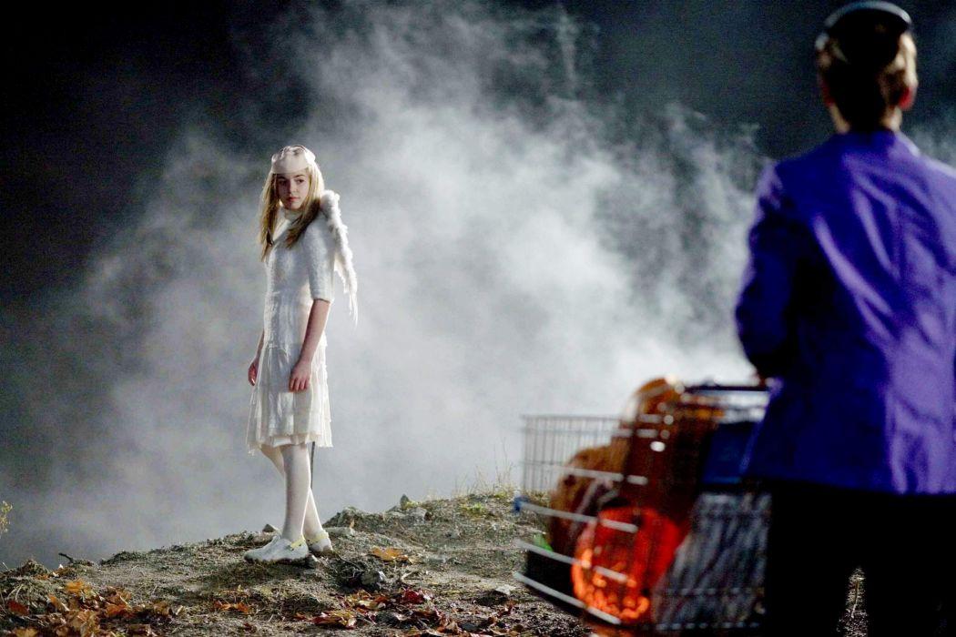 TRICK R TREAT horror thriller dark halloween movie film (20) wallpaper