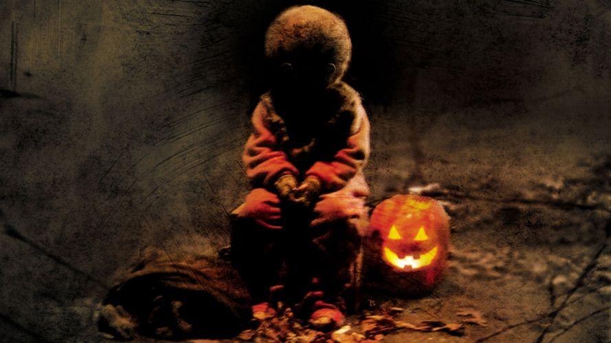 TRICK R TREAT horror thriller dark halloween movie film (23) wallpaper