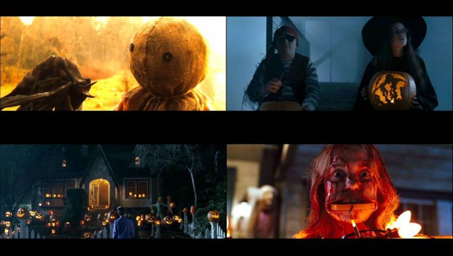 TRICK R TREAT horror thriller dark halloween movie film (26) wallpaper