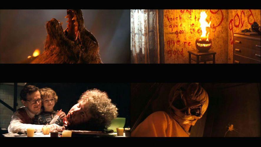TRICK R TREAT horror thriller dark halloween movie film (27) wallpaper