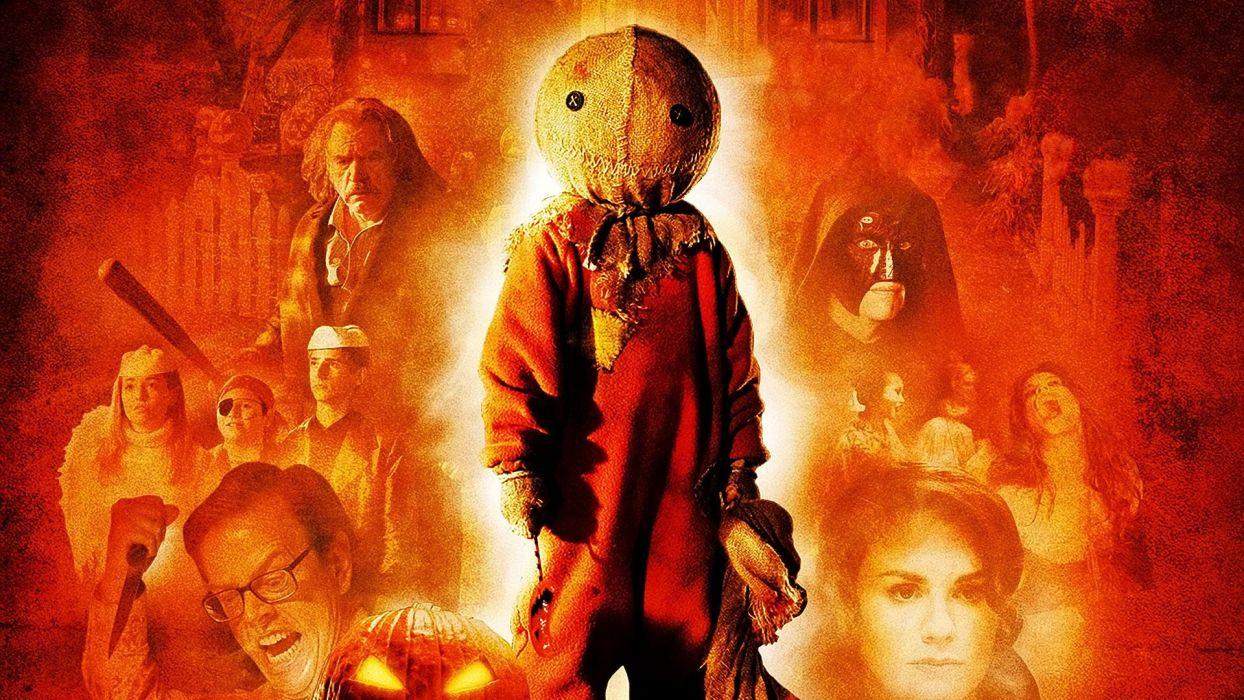 TRICK R TREAT horror thriller dark halloween movie film (28
