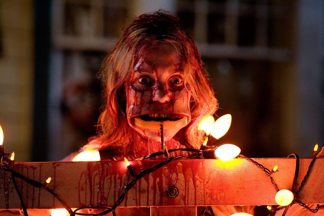 TRICK R TREAT horror thriller dark halloween movie film (31) wallpaper