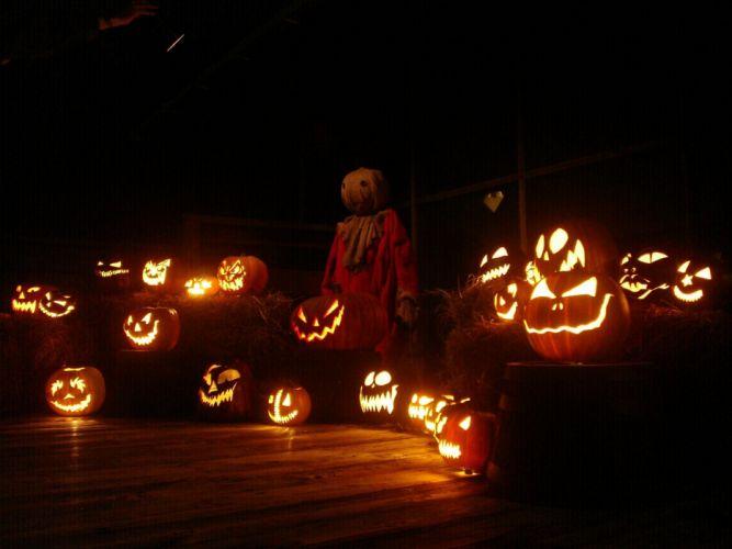 TRICK R TREAT horror thriller dark halloween movie film (43) wallpaper