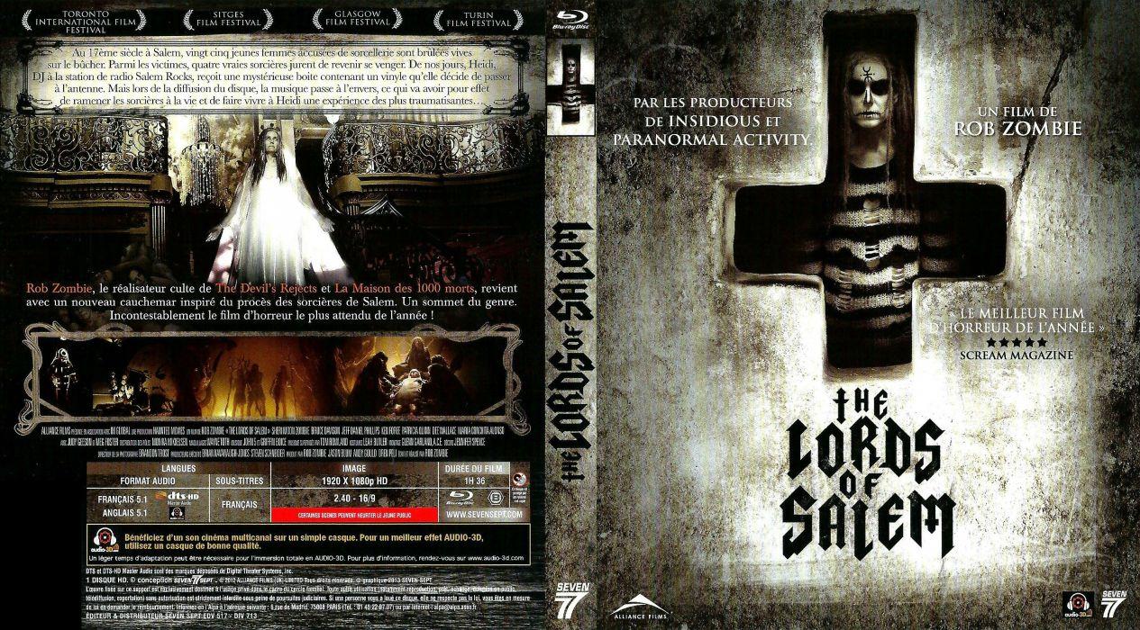 LORDS OF SALEM thriller horror dark movie film (7) wallpaper