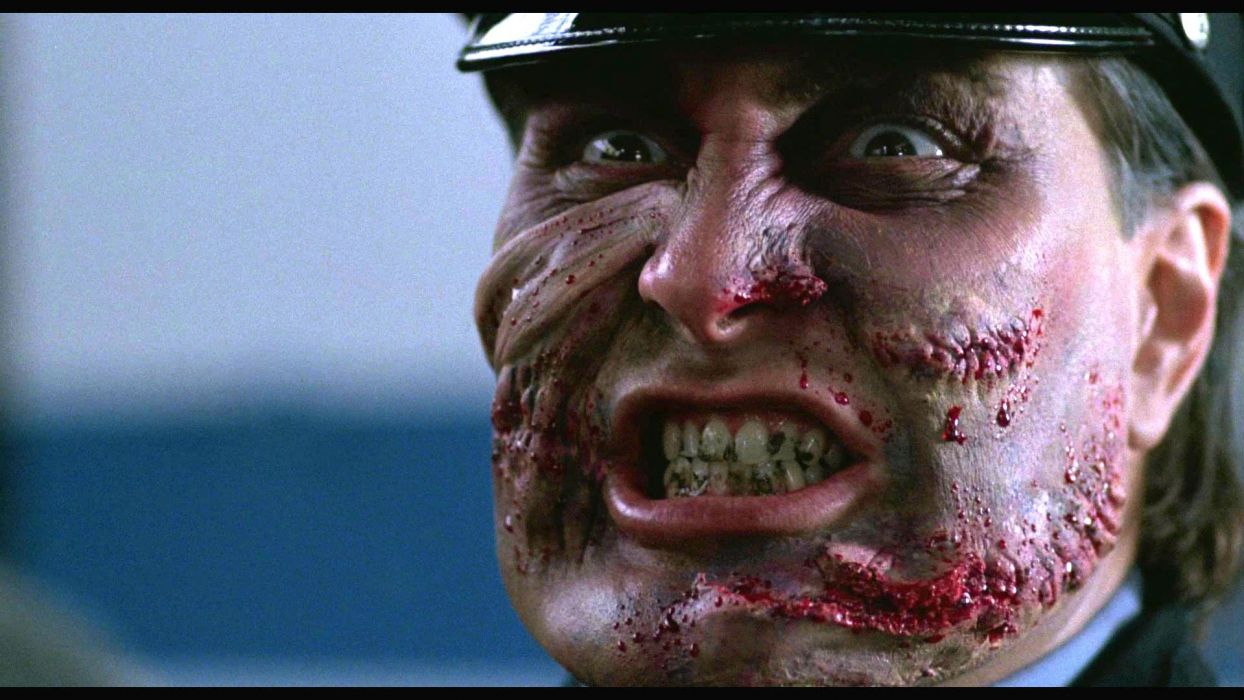 MANIAC COP action crime horror dark movie film (9) wallpaper