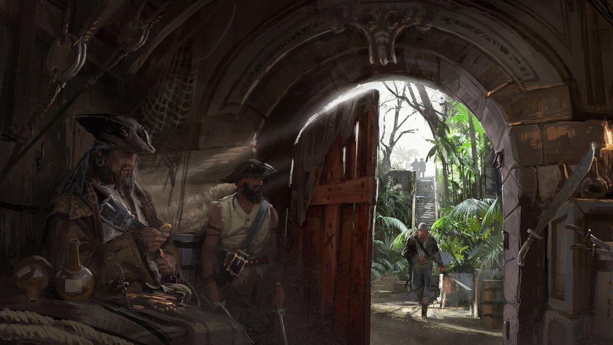 Assassins Creed 4 Black Flag Wallpaper 2560x1440 258189