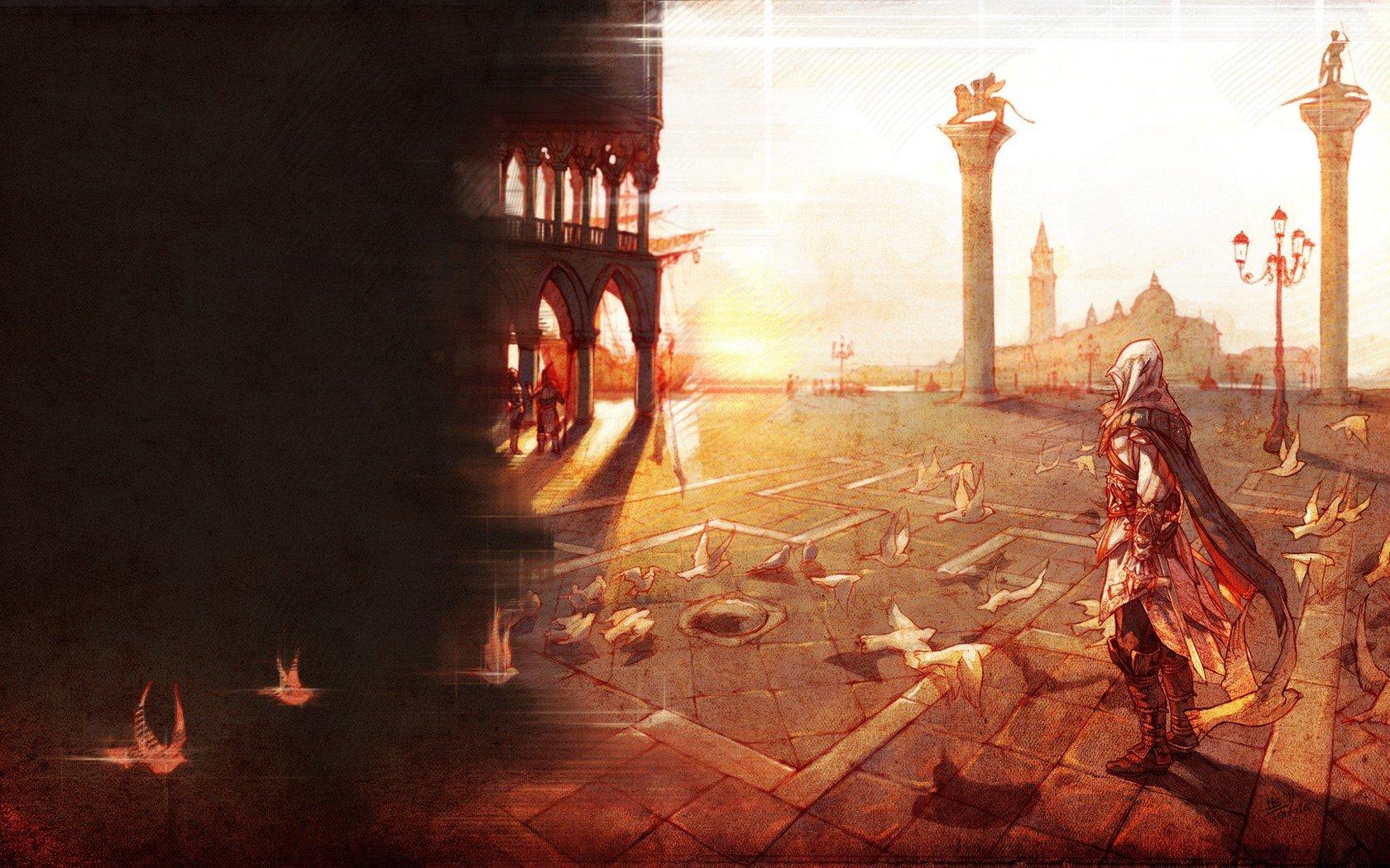 Video Games Assassins Creed Assassins Assassins Creed