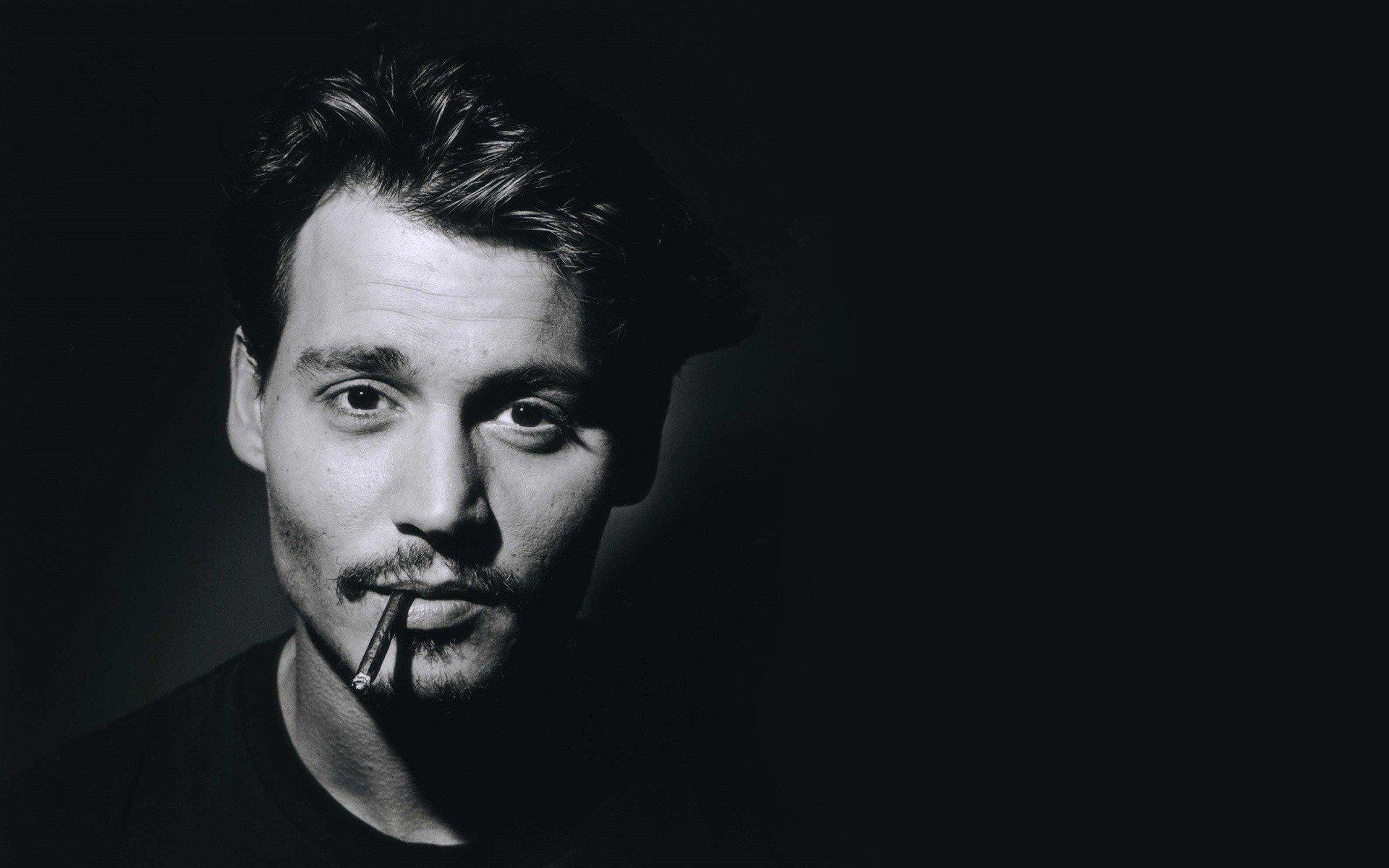 Men Johnny Depp Actors Wallpaper