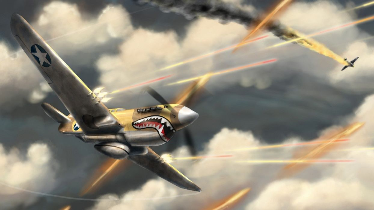 aircraft army airplanes fight wallpaper
