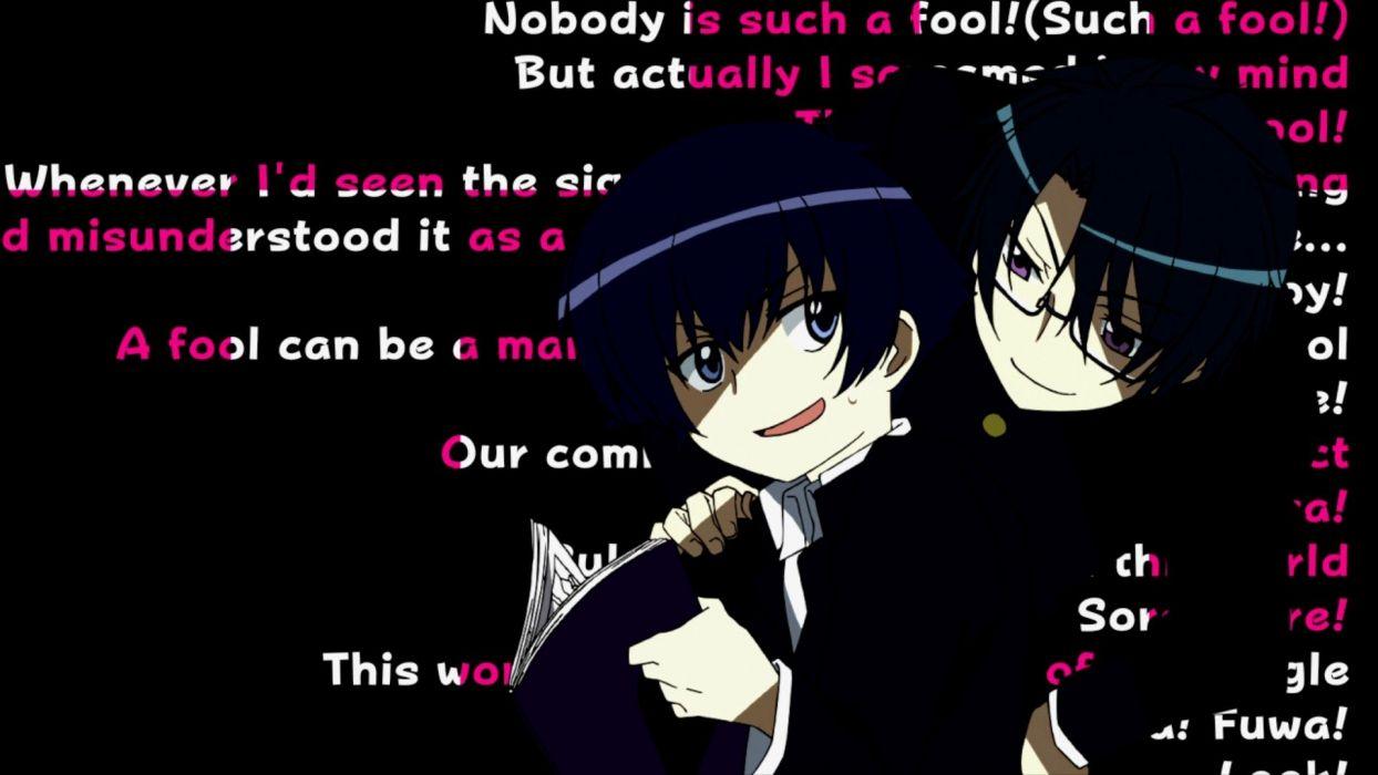 anime badquality wallpaper