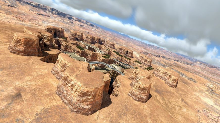 video games deserts wallpaper