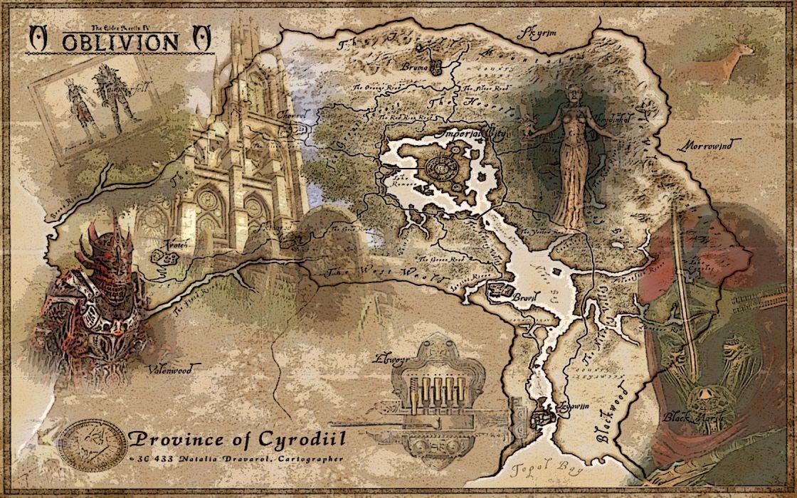 The Elder Scrolls wallpaper