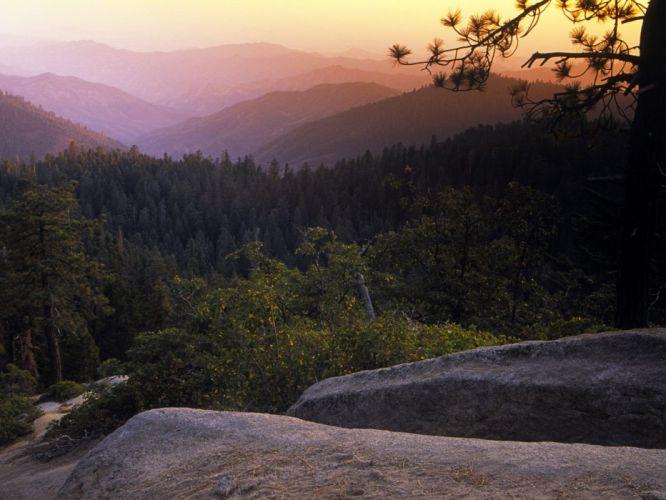 nature valleys California wallpaper