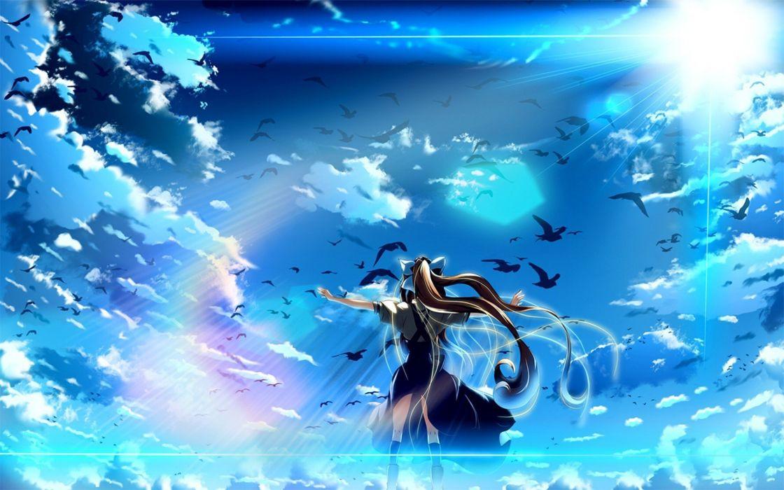 Air (anime) wallpaper