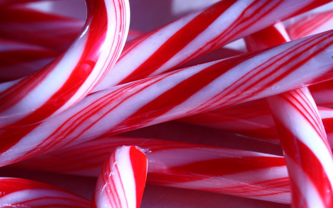 candy canes candies wallpaper
