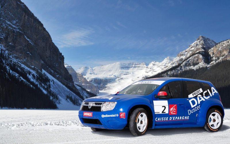 cars Dacia Duster wallpaper
